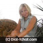 Christiane, femme divorcée cherche contacts