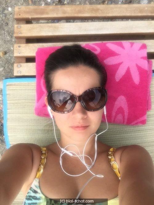Karine célibataire nouvelle a Bastia